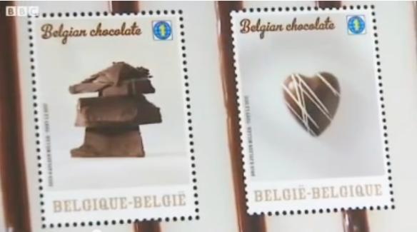Belgische chocolade