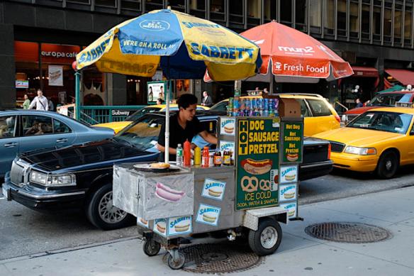 hotdogs NY